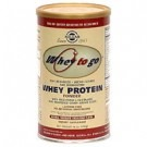 Solgar Whey To Go Protein Powder 450 Gram Chocolate Flavour